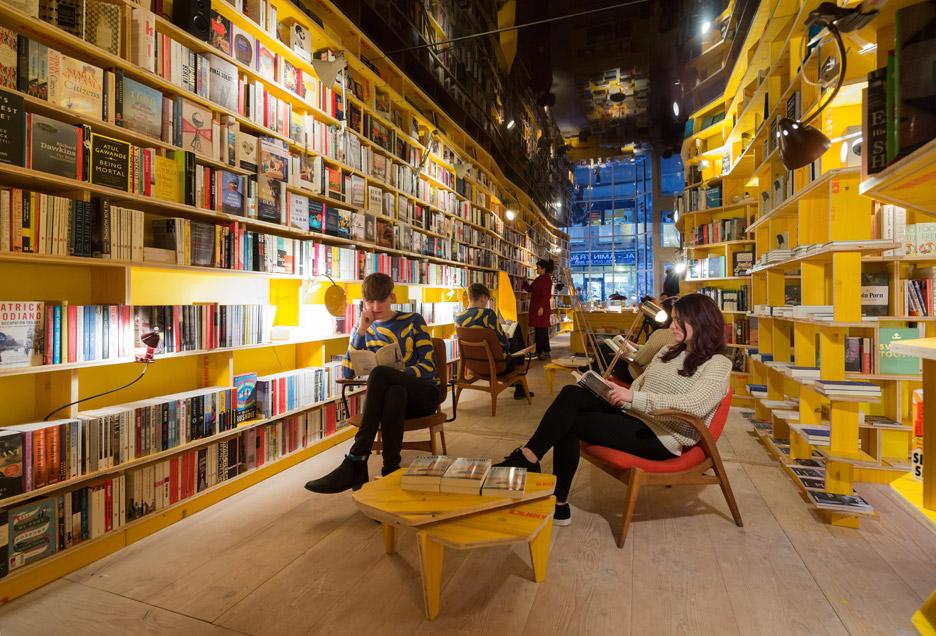 Libreria Bookshop 04