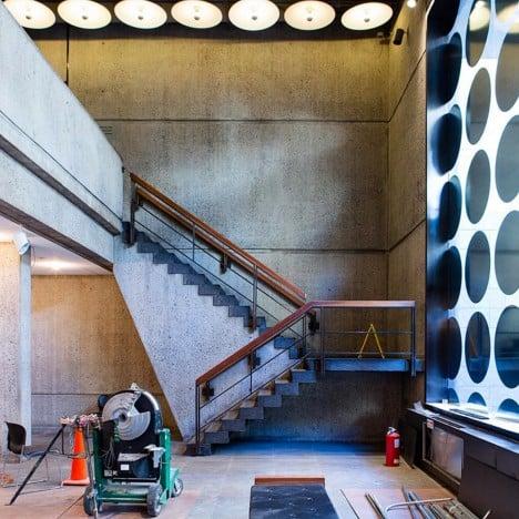 Instagram users offer a sneak peek inside The Met's empty Breuer building