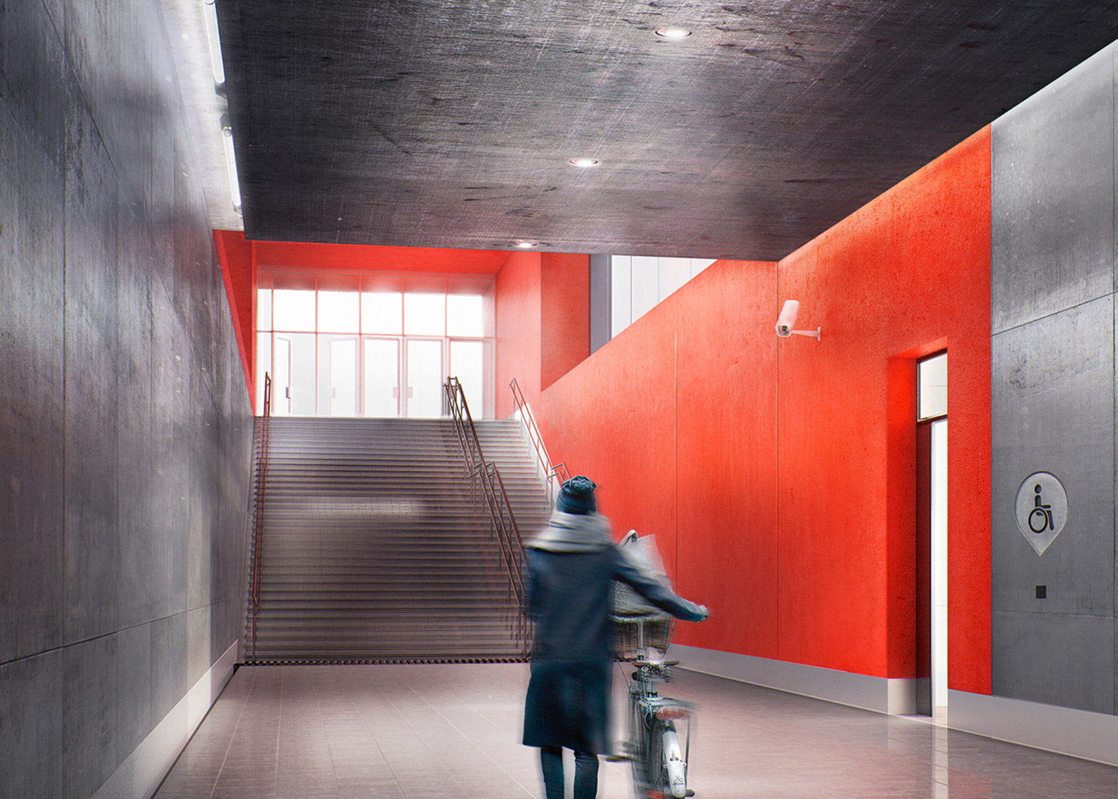 Competiton winning plans unveiled for two new moscow metro stations
