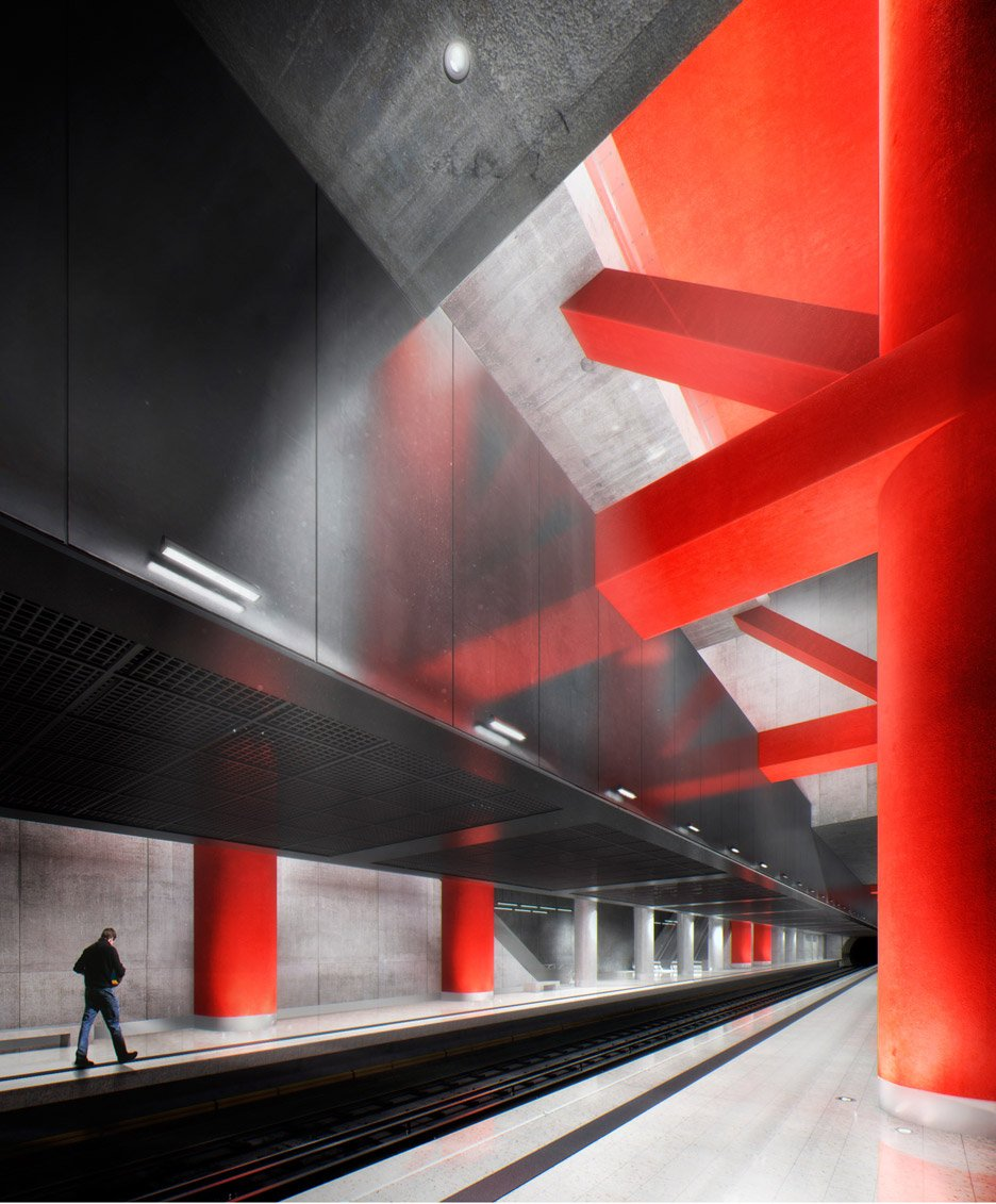 Winners of Moscow Metro stations design competition