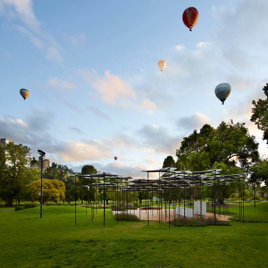 Studio Mumbai to design 2016 edition of Melbourne's MPavilion