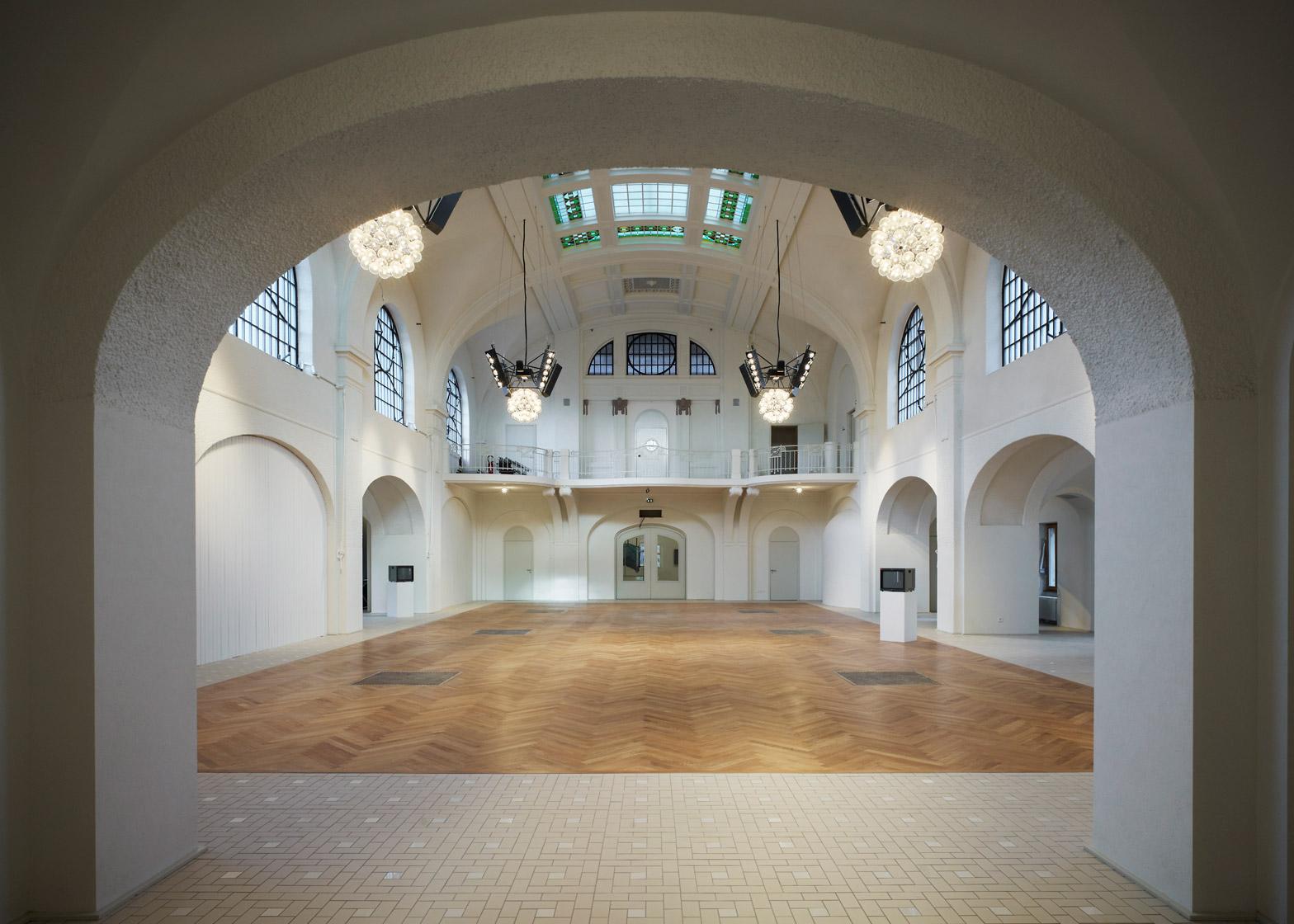 Musée Unterlinden by Herzog & de Meuron