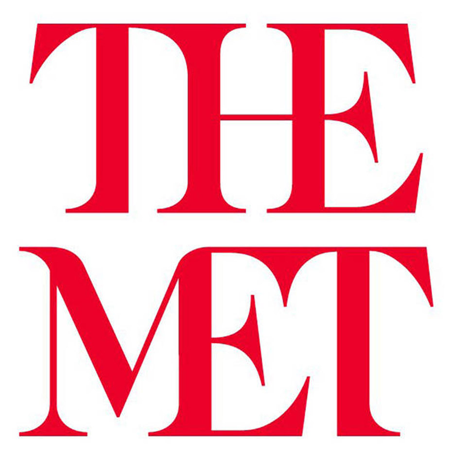 The new Metropolitan Art Museum logo by Wolff Olins