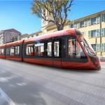 Ora ïto and Alstom unveil trams for Nice's expanded public transport system
