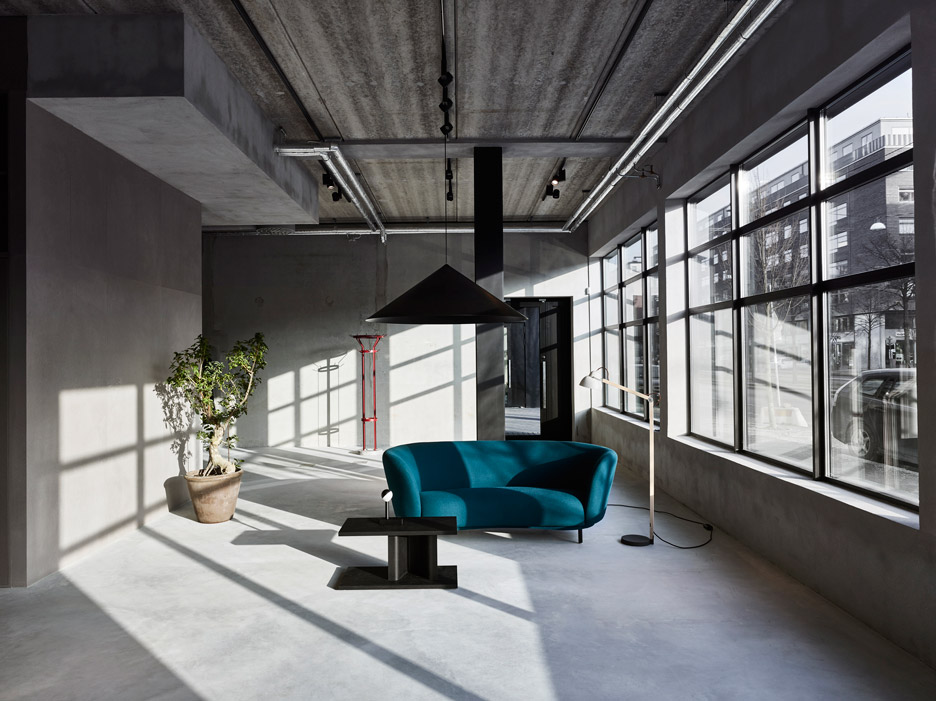 Massproductions and Wästberg open joint Stockholm showroom by Guise