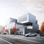 BIG reveals design of police station planned for the Bronx