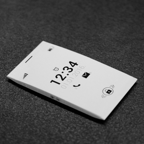 O Phone by Alter Ego Architects