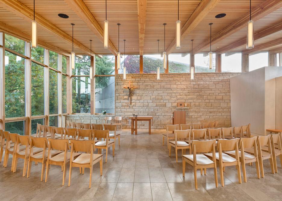 Montserrat Chapel by Hennerby Eddy