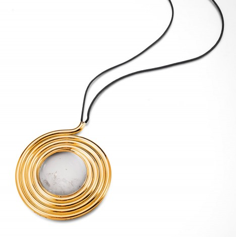 Ron Arad shows new jewellery collections at London exhibition