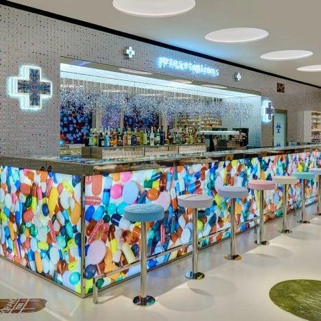 Damien Hirst Pharmacy