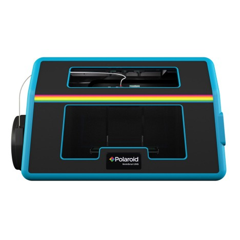 "Polaroid becomes ""first household name"" to launch home 3D printer range"