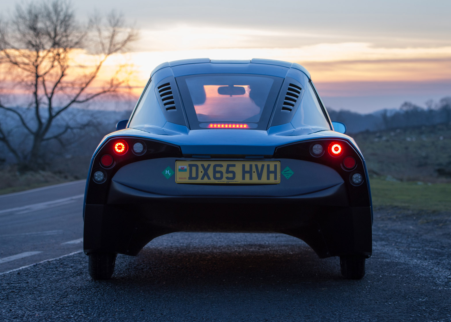 Rasa prototype by Riversimple