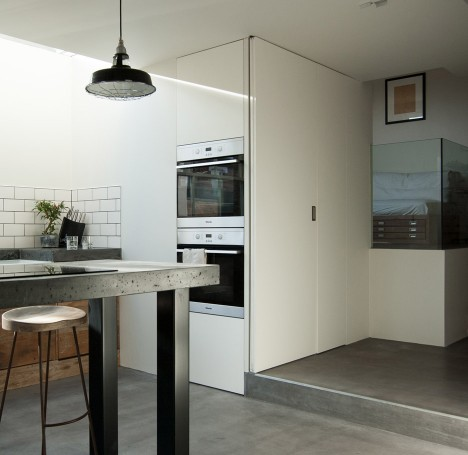 Raumplan House by William Tozer Associates