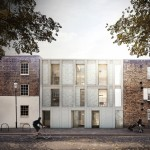 Haptic granted permission to build contemporary homes in London's Chelsea