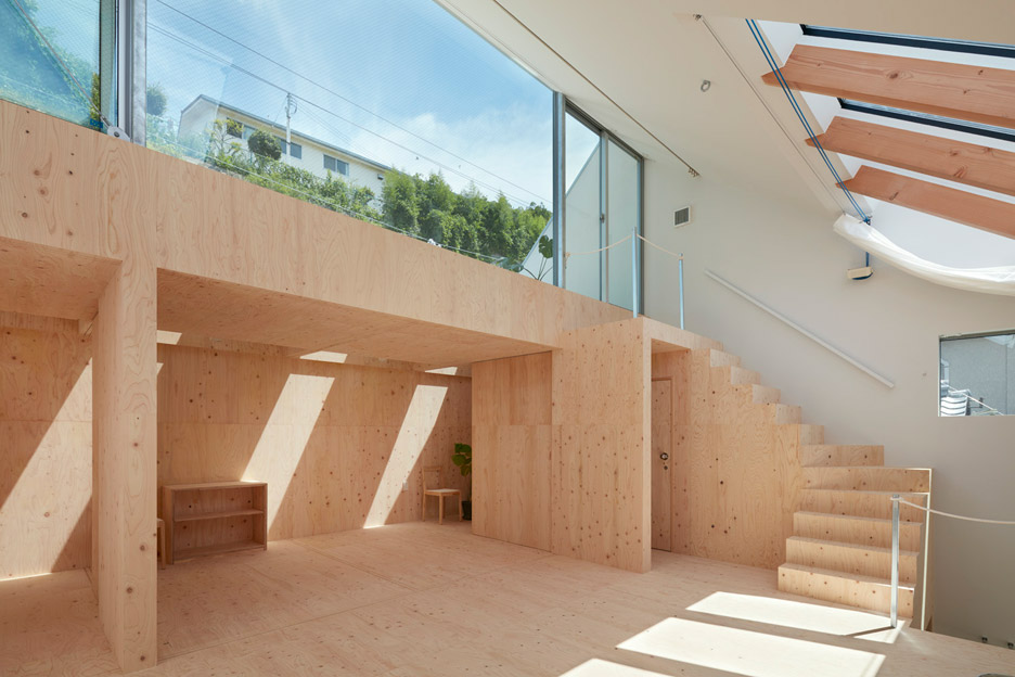 Re Slope House by Tomohiro Hata AAA
