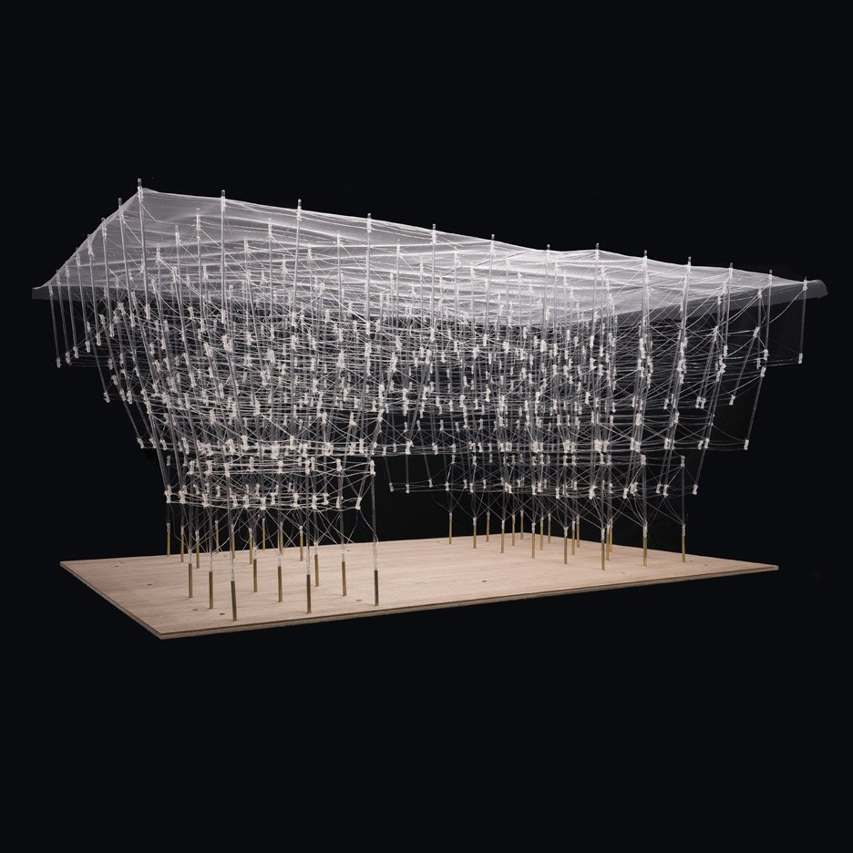 Tokyo students develop architectural 3d printing pen university of tokyo students and kengo kuma have developed a 3d printing pen that can publicscrutiny Images