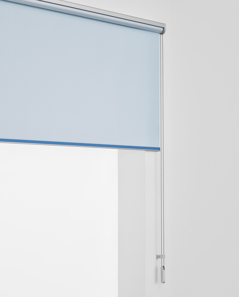 Roller blinds by Bouroullec for Kvadrat