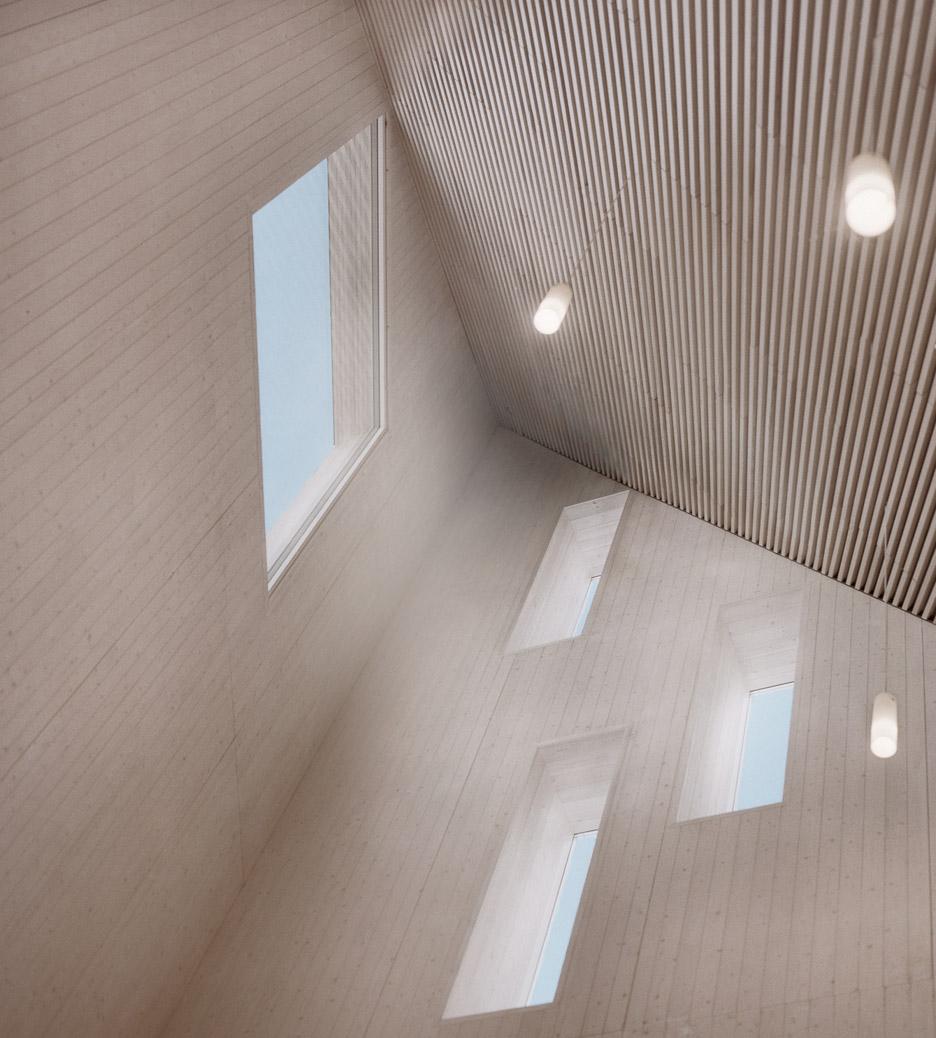 Romsdal Folk Museum by Reiulf Ramstad Architects
