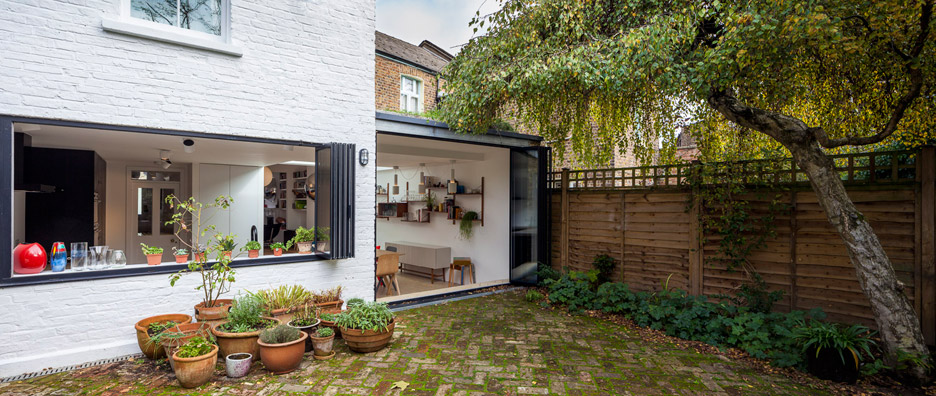 Shepherds Bush House by Studio 30