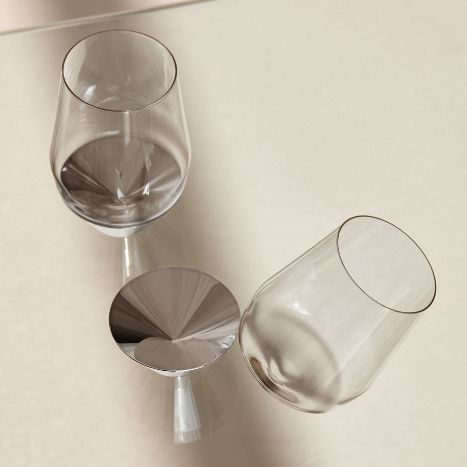 Michael Anastassiades designs Sommelier Collection of glassware for wine connoisseurs