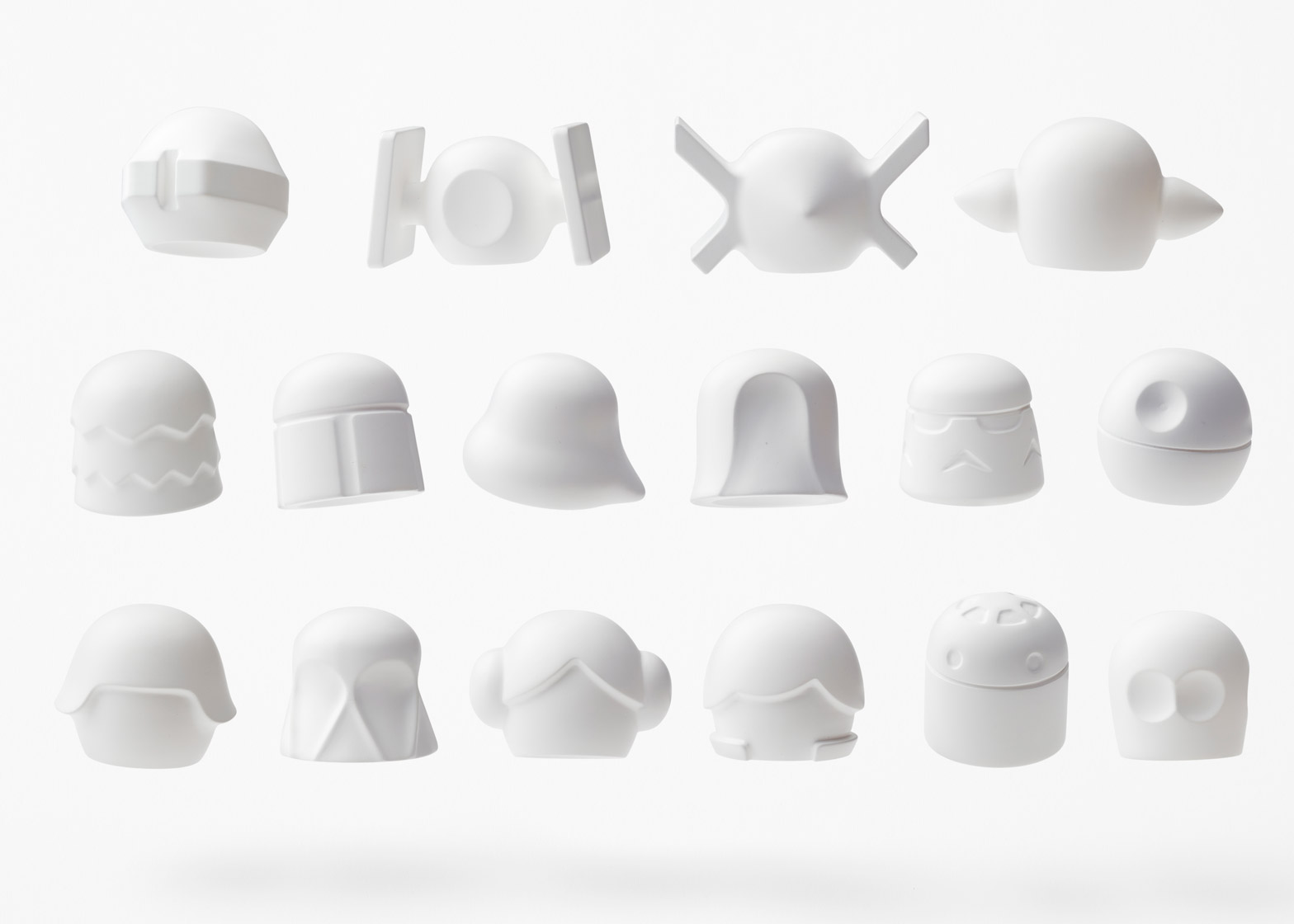 Star Wars by Nendo
