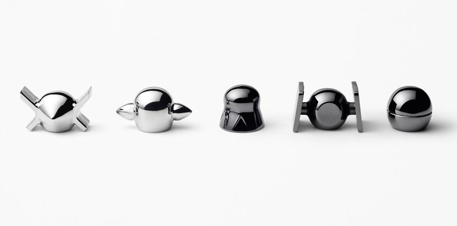 Star Wars by Nendo