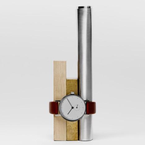 Australia's Stock watches return to Dezeen Watch Store