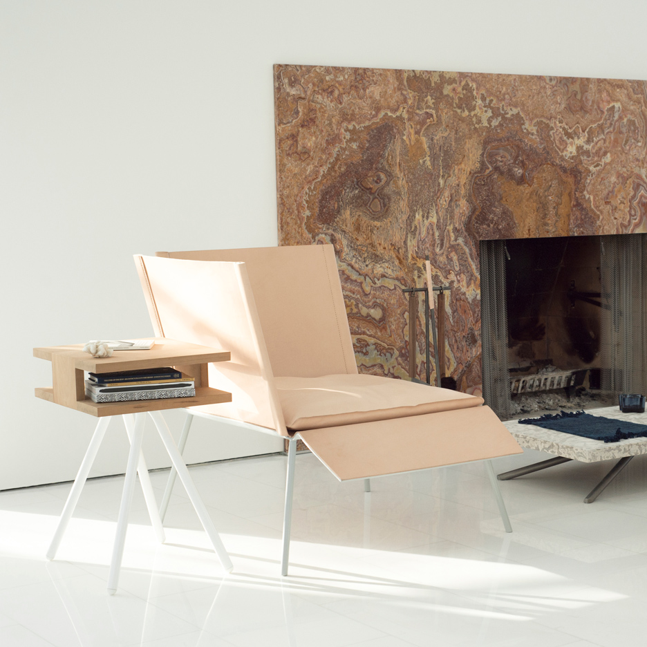 "Thom Fougere creates furniture collection to reflect Canada's ""eclectic sensibility"""