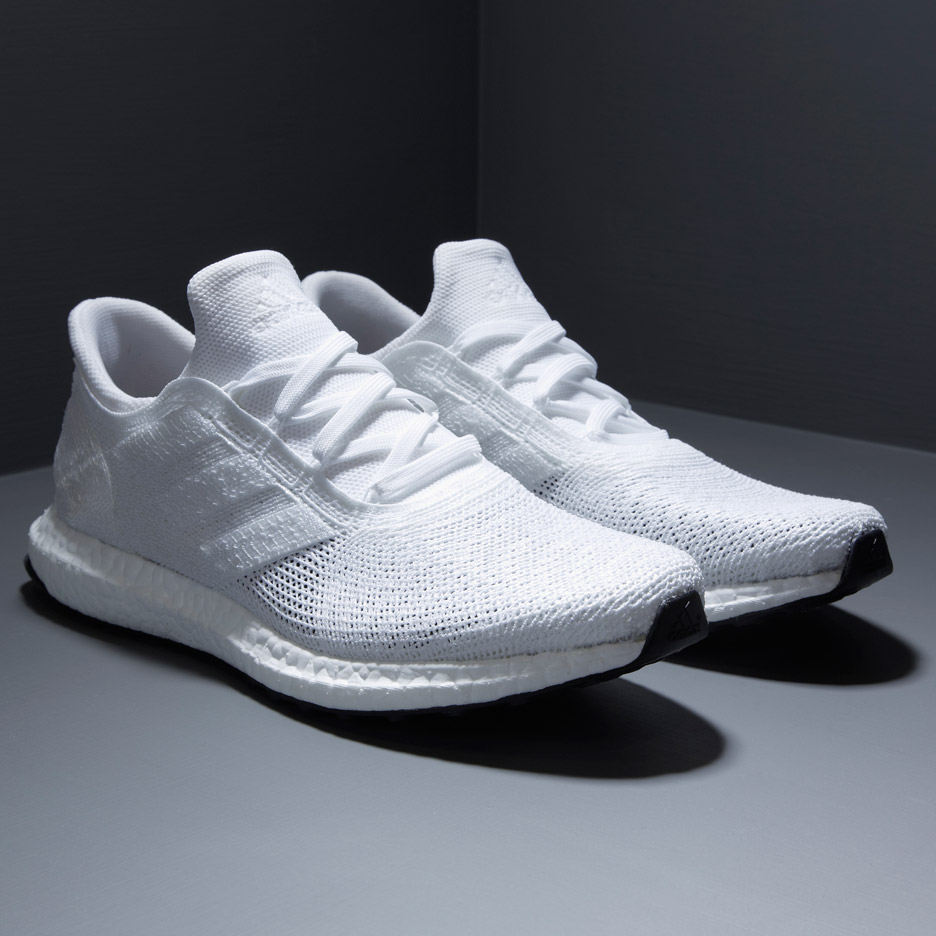 Alexander Taylor develops customisable Tailored Fibre trainers for Adidas