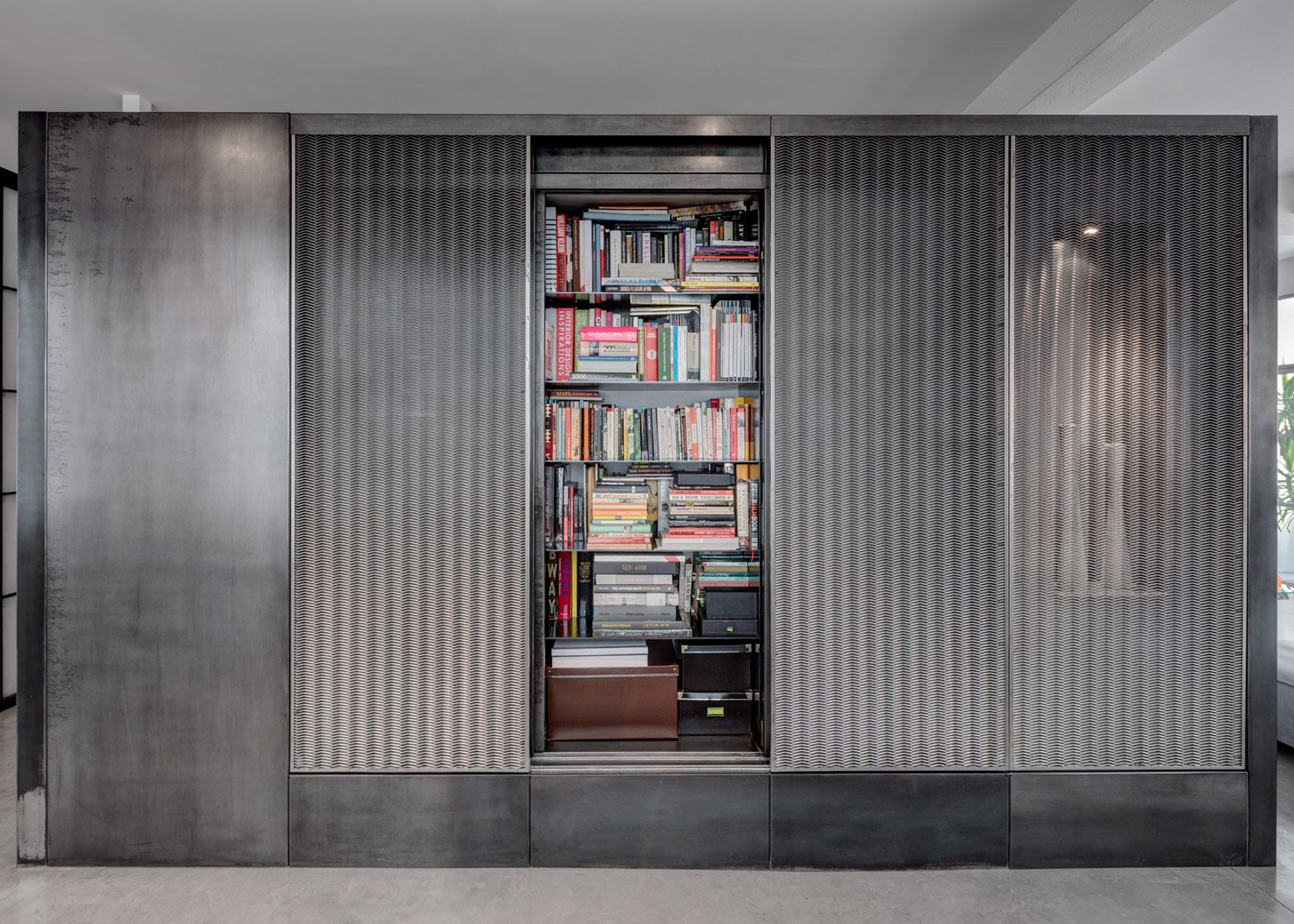 Theatrical Apartment by APA in London