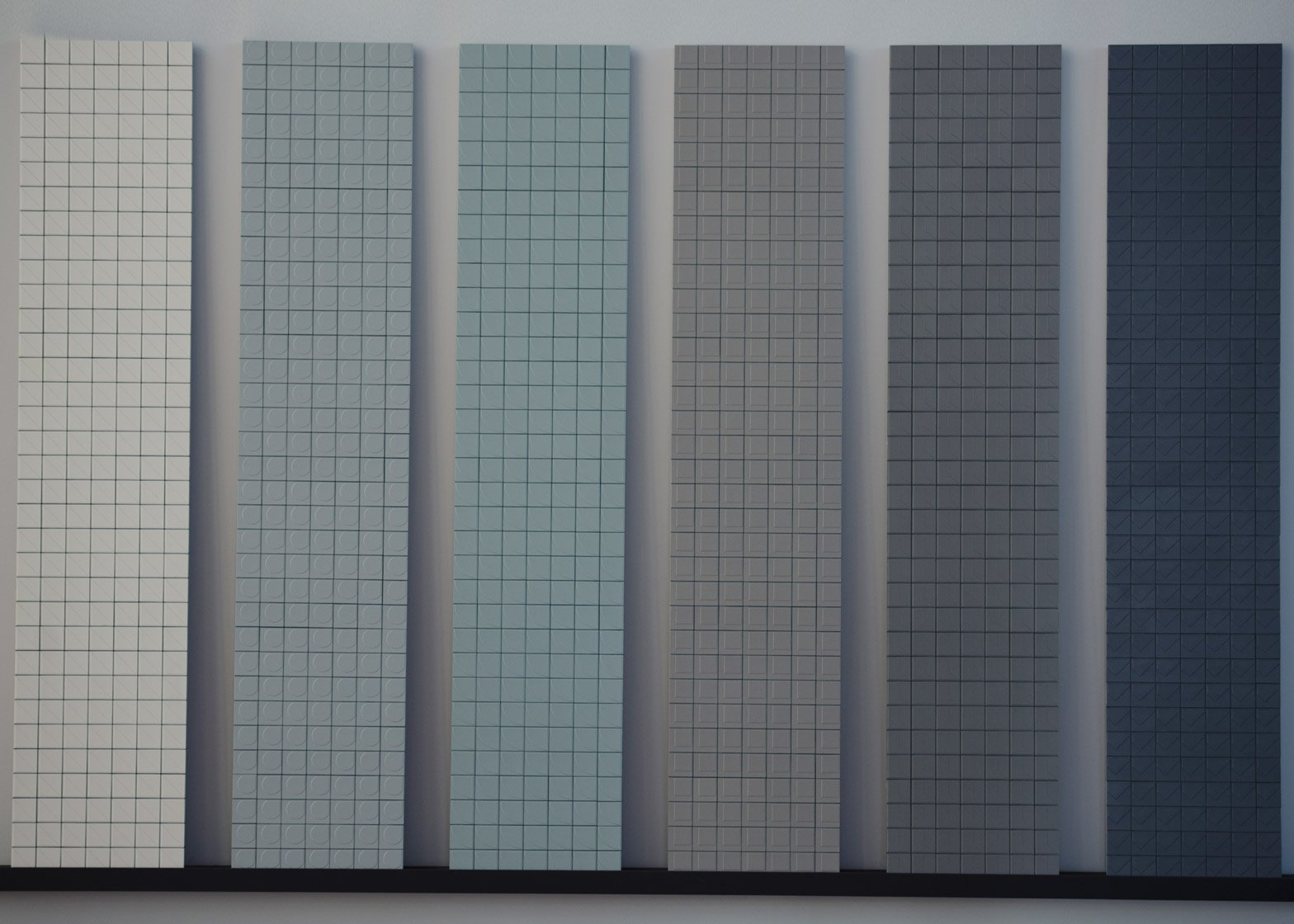 Konstantin Grcic's first tile collection for Mutina