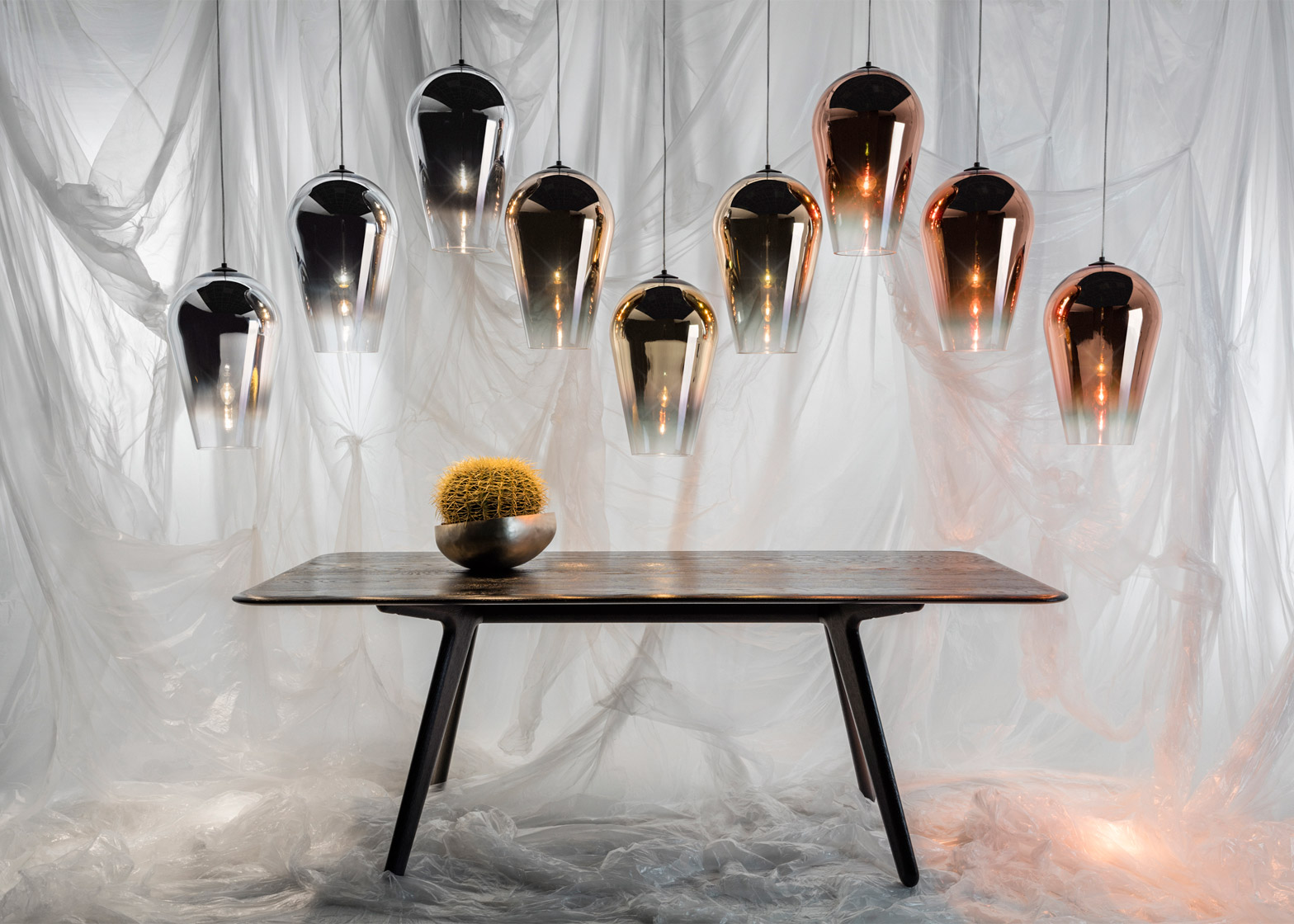 Materiality collection by Tom Dixon