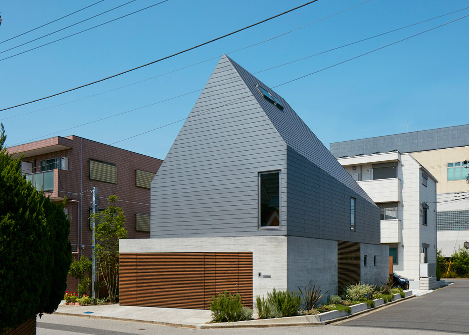 U House by KIAS in Japan
