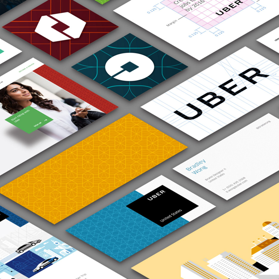 Uber's head of design steps down following controversial rebrand