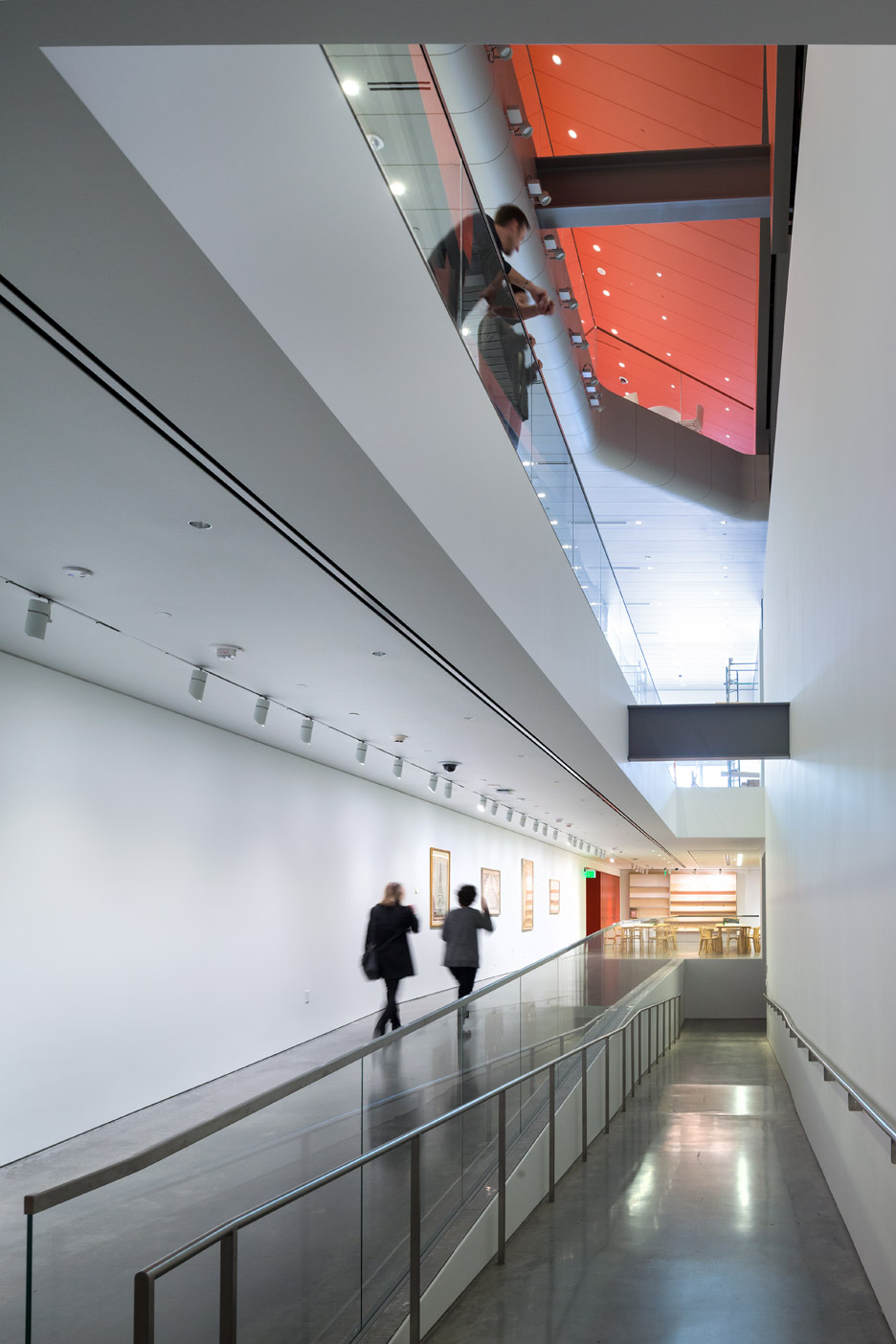 The University of California at Berkeley Art Museum and Pacific Film Archive