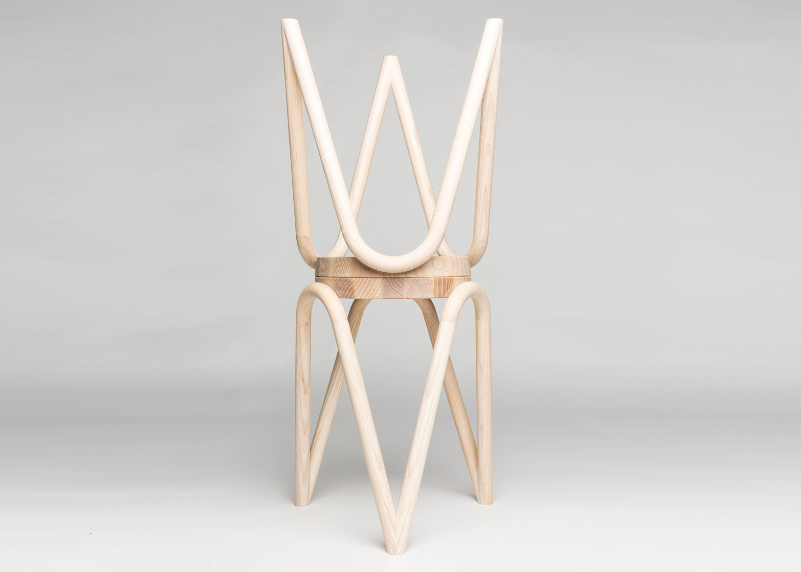 VAVA Stool by Kristine Five Melvaer