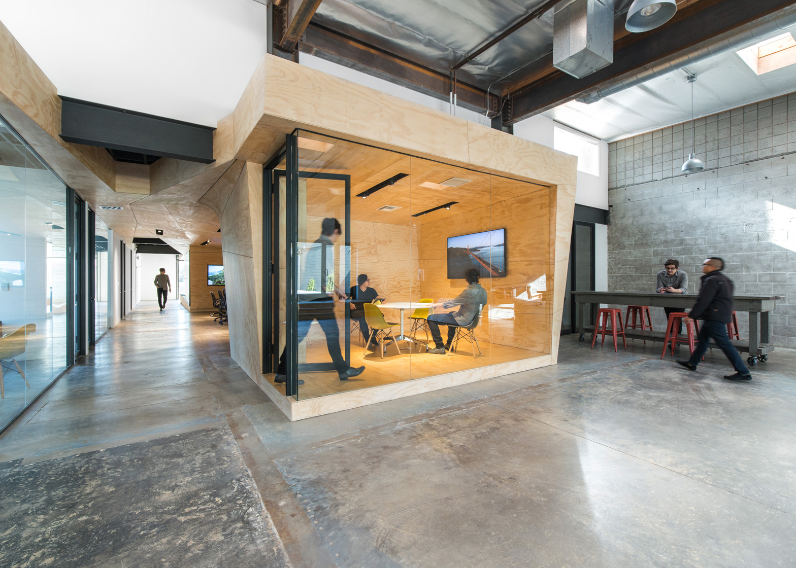 the creative office. 10 Of 10; The VIL Creative Office By Domaen In Pasadena, CA O