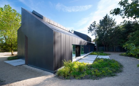 Villa Schoorl by Studio Prototype