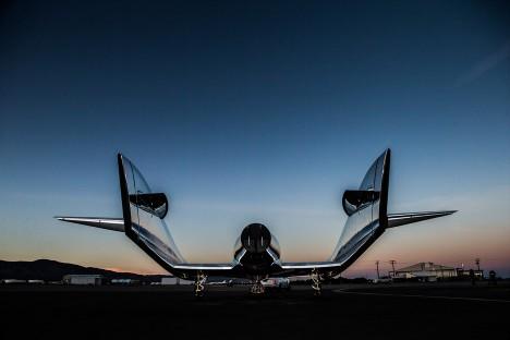 Virgin Spaceship Unity Reveal