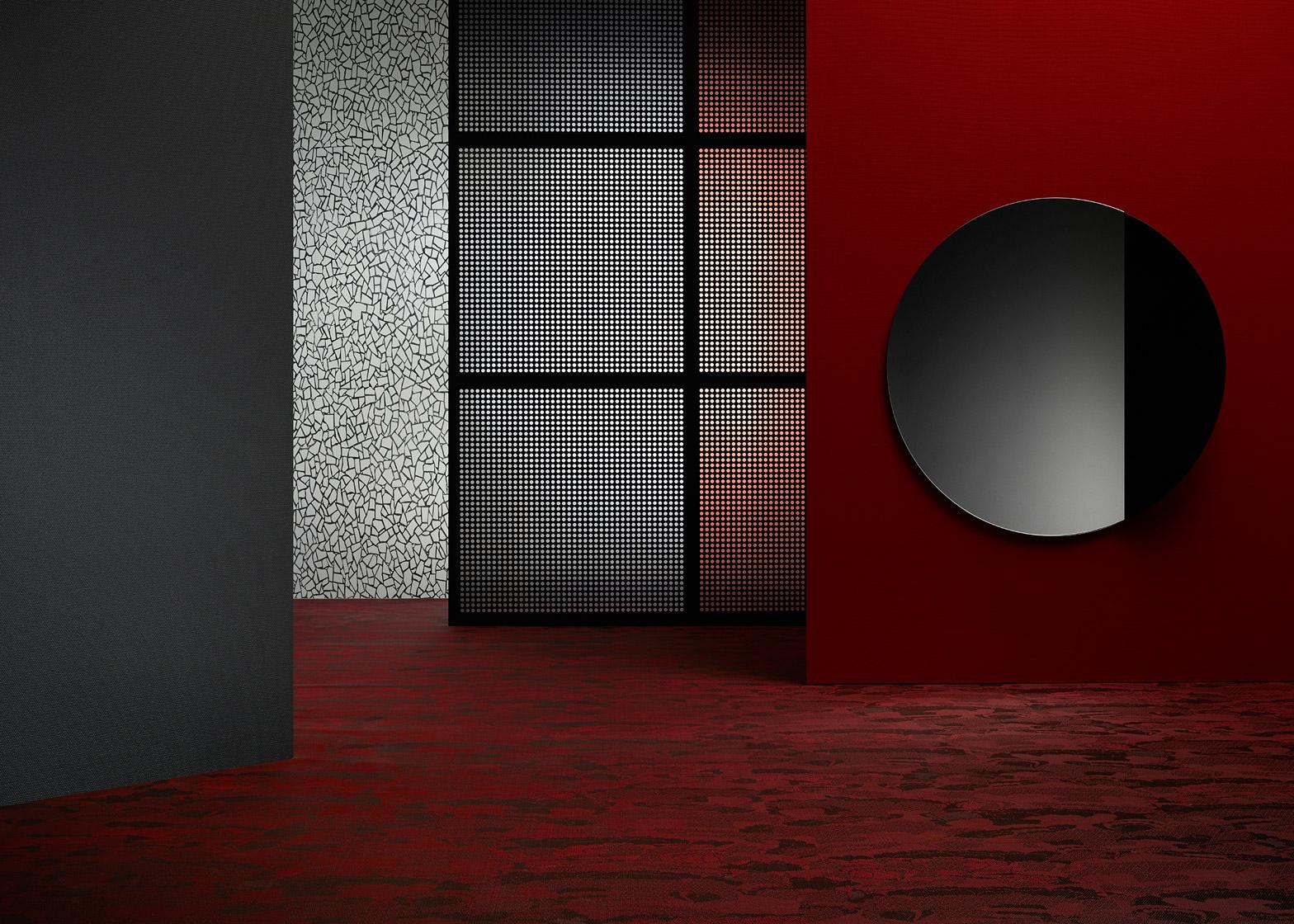 Doshi Levien's visual campaign for Swedish flooring brand Bolon