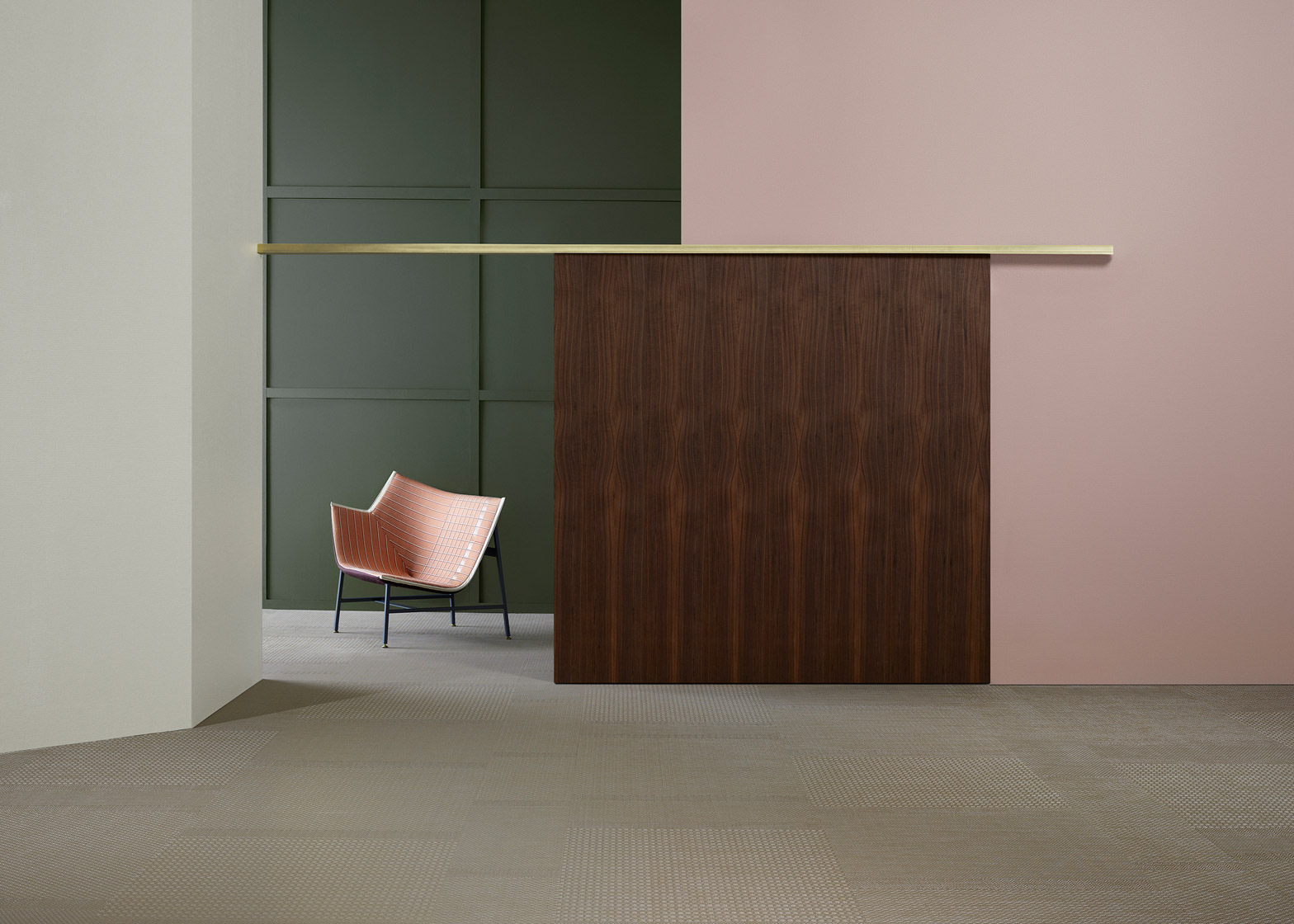 Doshi Levien's visual campaign for Swedish flooring brand Bolon