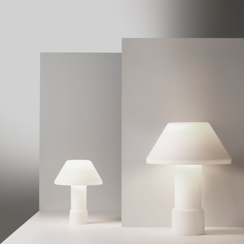 Inga Sempé unveils updated lighting collection for Wästberg
