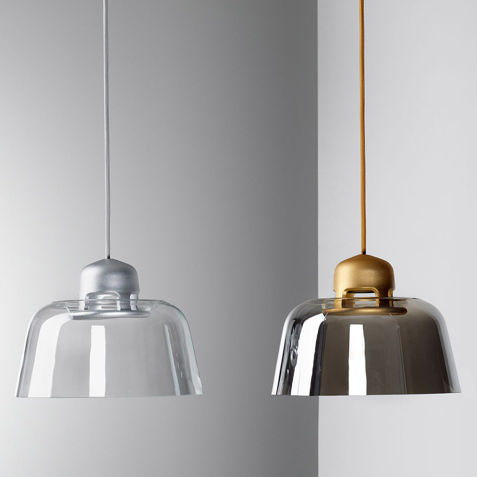 Industrial Facility models Dalston lamp on London's warehouse lighting