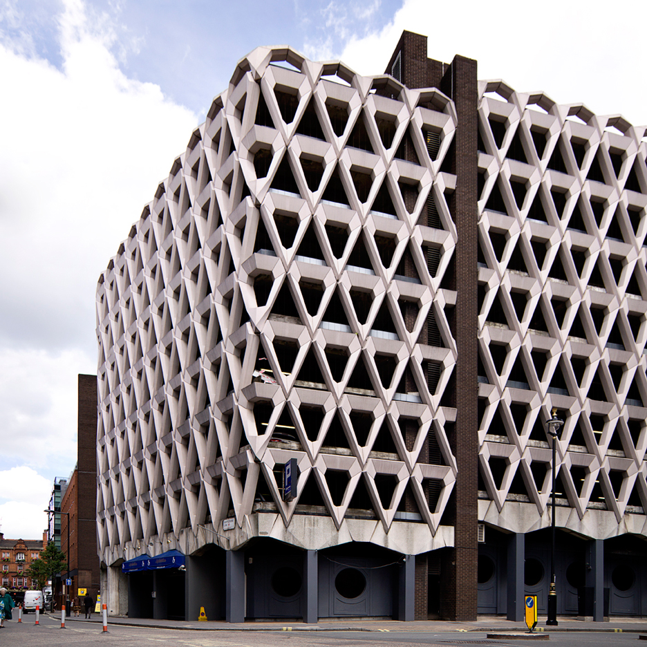 """Stunning"" car park will be demolished to make way for Eric Parry-designed hotel"