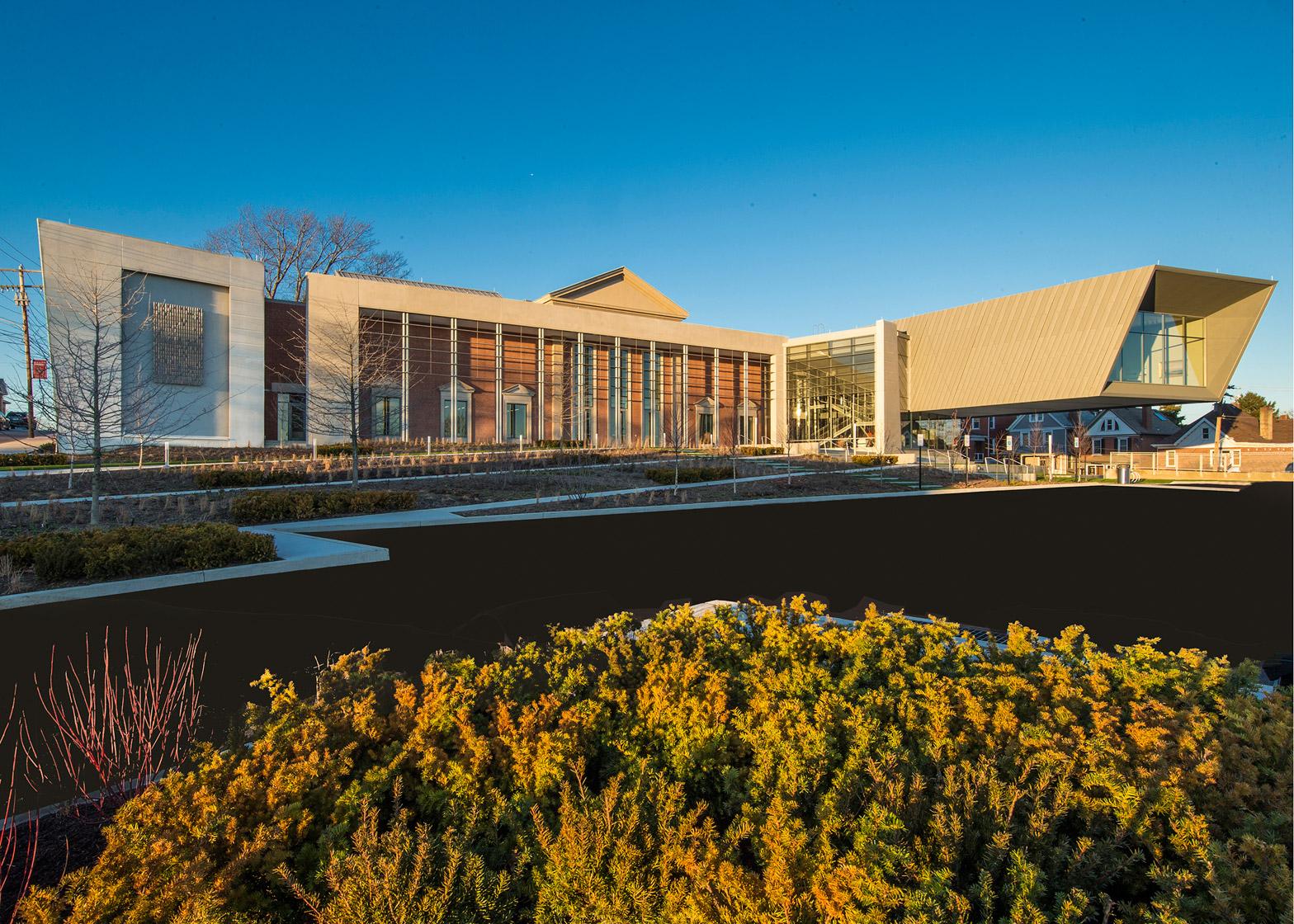 Westmoreland Museum by Ennead