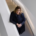 """Architecture is not a medium of personal expression for me"" says Zaha Hadid"