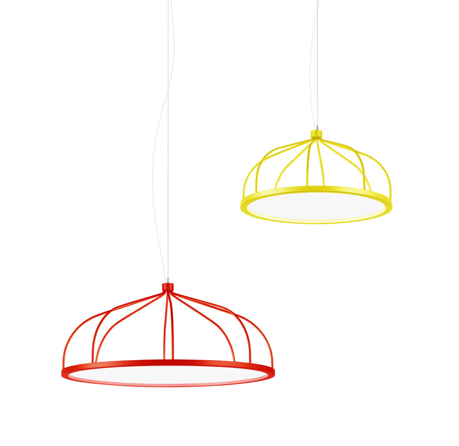 Zero lamp by Front