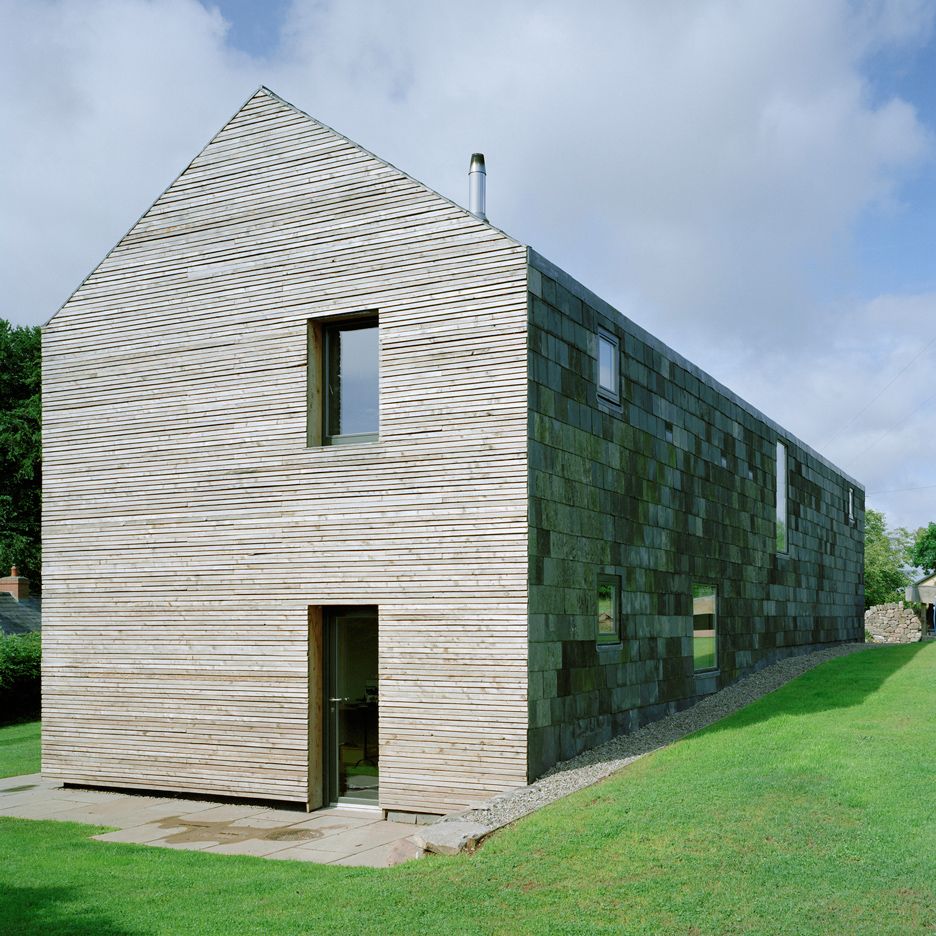 Today we like: architecture in Wales