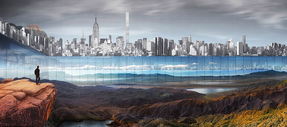 New York Horizon by Yitan Sun and Jianshi Wu