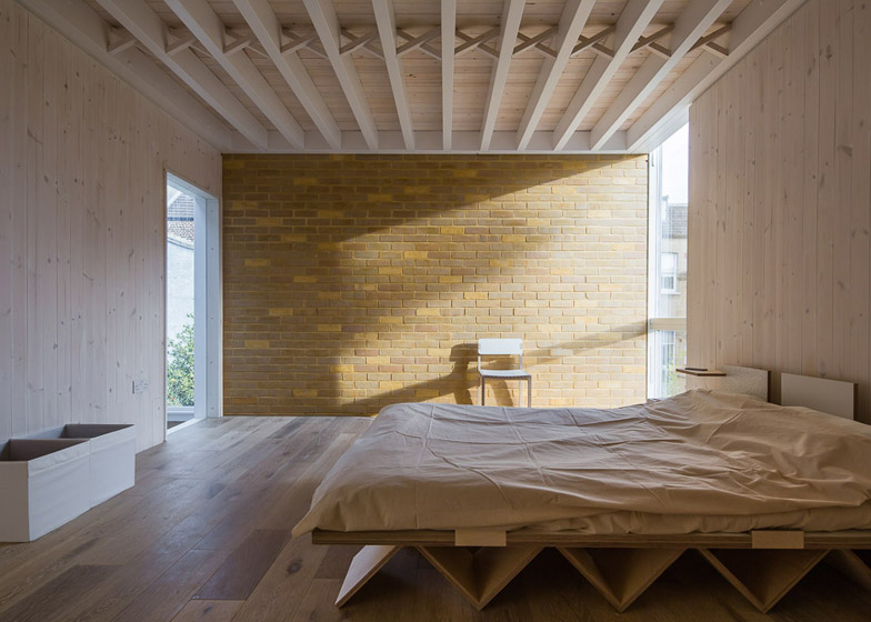 Tsuruta Architects created a custom-built interior for House Of Trace